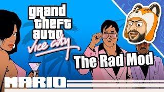 How to Install The Rad Mod for GTA: Vice City | Original Xbox Game Mods