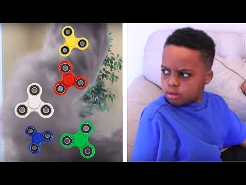 Thumbnail: FIDGET SPINNER TWISTER vs Bad Baby Shiloh And Shasha - Onyx Kids