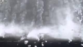 Пиздец взрыв бомбы.... Жесть