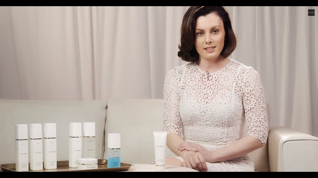 Dolce&Gabbana Skincare: how to use Aurealux Serum by Dr Bunting
