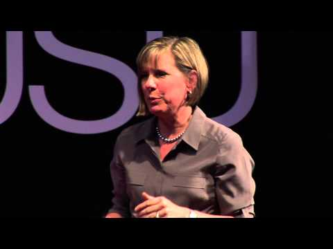 Reducing barriers to the contributions of women: Ronda Callister at TEDxUSU