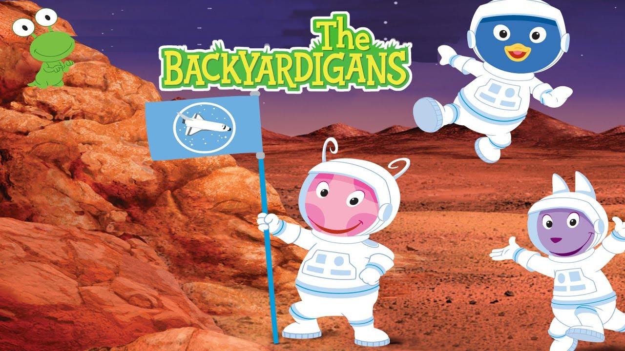 The BACKYARDIGANS - Mission to Mars - YouTube