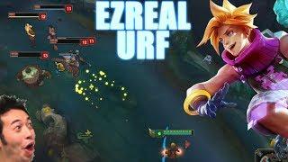 EZREAL URF - CHORY SNIPE !