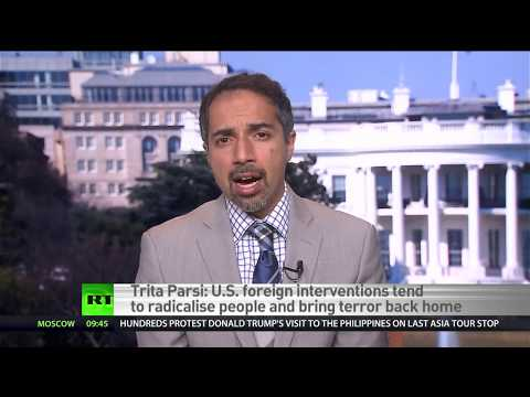 Anti-Islam agenda promoted from the top in US – former unofficial adviser to Obama