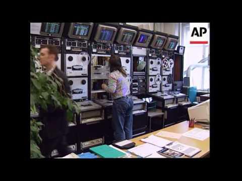 Czech Republic-Radio Free Europe & Radio Liberty