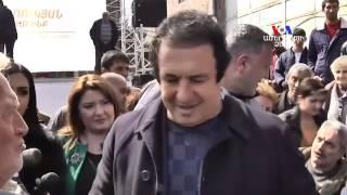 Քաղաքական խճանկար․ նախընտրական քարոզչության առաջին շաբաթը՝ Երևանում և մարզերում