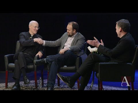 Fr. James Martin and Ross Douthat discuss religion and civil discourse
