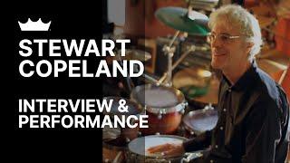 Remo + Stewart Copeland: Why Remo