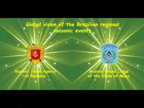 III Grand Lodges Masonic Reunion of the West-Center Brazilian Region