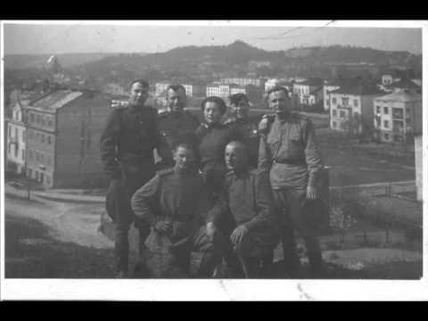 "Old Russian Waltz! ""В лесу прифронтовом"" - Russian Orchestra, ca 1947.avi"