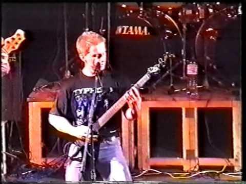 NECROPHAGIST 27.4.2002 +MALIGNANCY 13.5.2002,LIVE in Nováky-Slovakia,Part 1/3