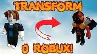 Wie man kostenlose Sachen auf Roblox (Unpatched)