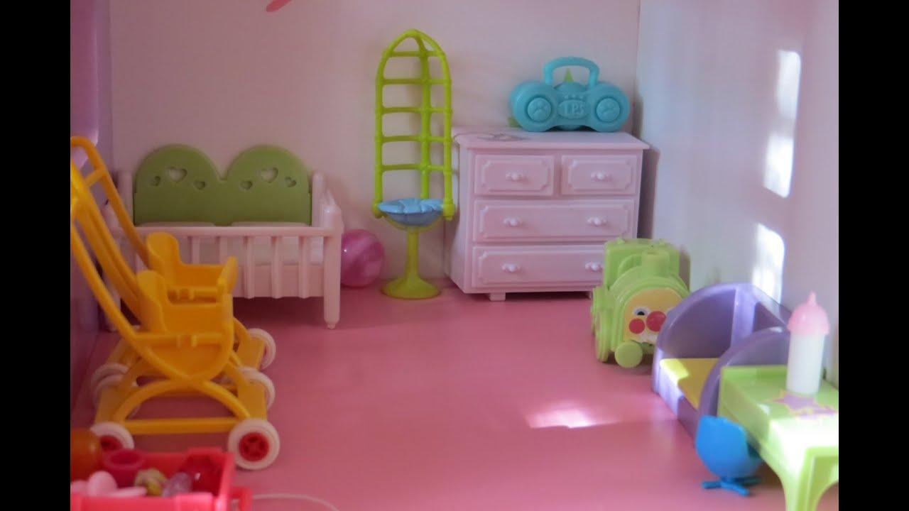 tour casa de muecas barbie barbieus doll house tour