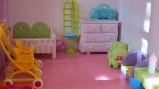 Tour: Casa de Muñecas Barbie / Barbie's doll house tour