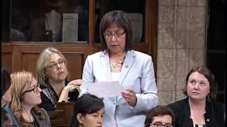 Question Period 2016 05 16  MP Georgina Jolibois