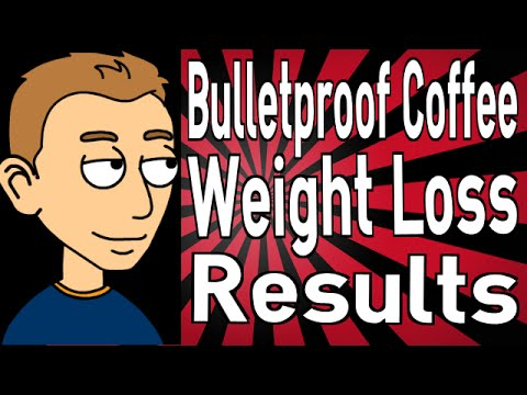 Bulletproof coffee weight loss