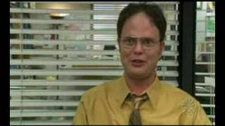 "The Office - Dwight ""Ryan startet the fire!"""