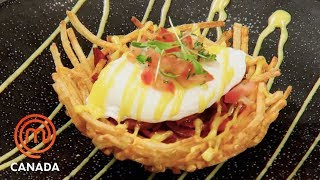 """I've Never Seen An Eggs Benedict Quite Like This"" 
