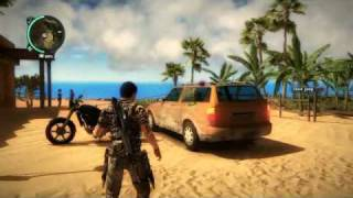 cheat for just cause 2