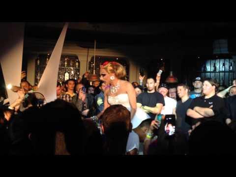 Bianca Del Rio, Evita Lip Sync @ South Beach Houston
