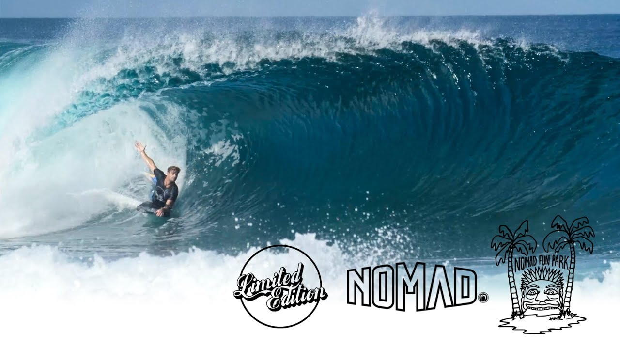 Nomad Fun Park - Bodyboarding - YouTube f40cee2c40701