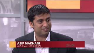 Asian Pacific America with Robert Handa featuring the Aga Khan Foundation USA (10/19/14)