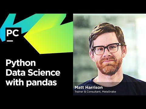 Python Data Science with pandas