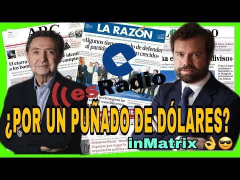 22.- IVÁN ESPINOSA  vs FEDERICO JIMENEZ LOSANTOS/ESRADIO.  👌🏻😎 inMatrix