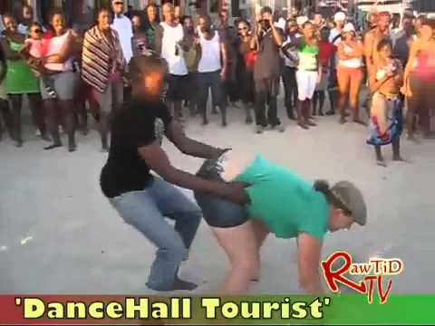 Jamaika stili dans :)