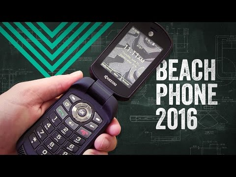 This Rugged Work Phone Is Perfect For Vacation Too