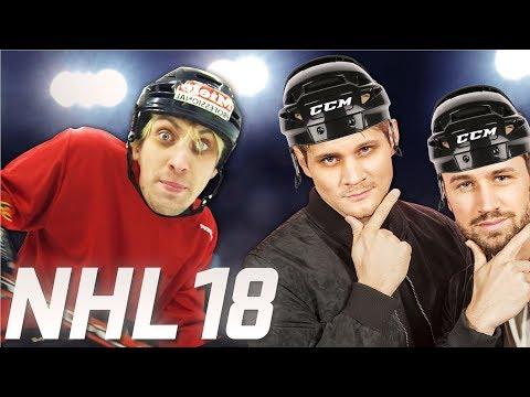RMM vs DE VET DU - NHL18