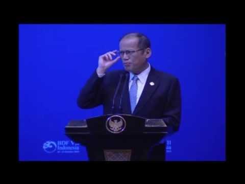 Bali Democracy Forum VII 10/10/2014