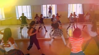 Бьянка - С голубыми глазами | JAZZ-FUNK DANCE CHOREO
