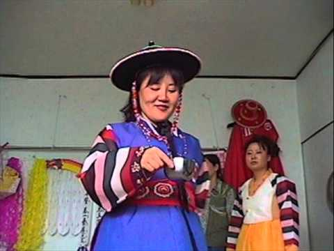 Korean Shaman Presentation