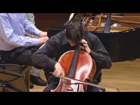 Beethoven - Sonata № 3 for Violoncello and Piano, part 1