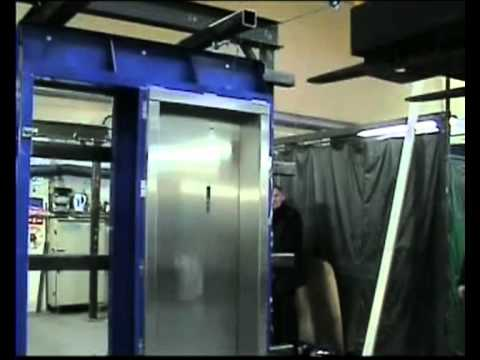2 hr fire rated lift door bag test is in accordance with - What is a fire rated door ...