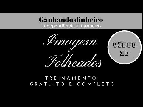 BIJUTERIAS NO ATACADO - IMAGEM FOLHEADOS - FINALIZANDO - VÍDEO 10