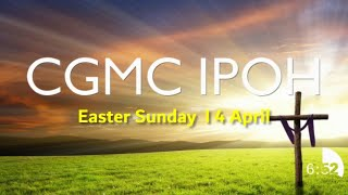 LiveStream - Easter Sunday 4th April @ 8:45 am