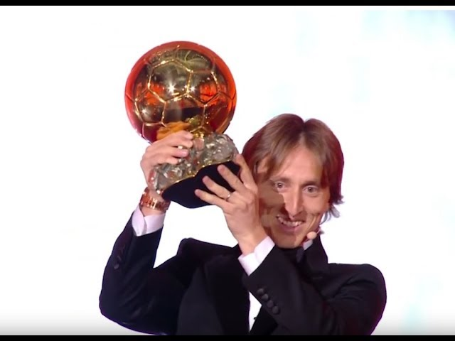 Luka Modric wins Ballon d'or 2018, ends Messi-Ronaldo dominance