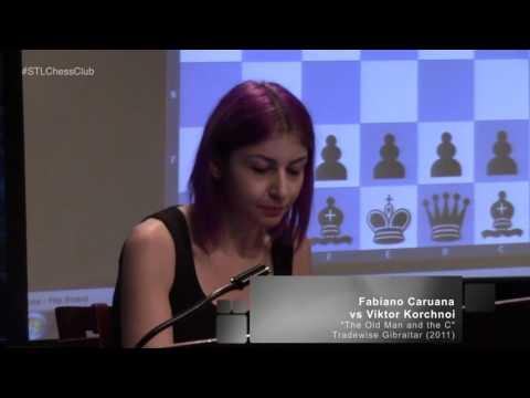 Viktor Korchnoi: From Karpov to Caruana | Mastering the Middlegame - WGM Tatev Abrahamyan