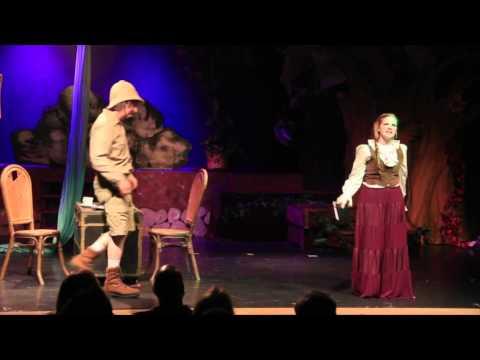 Trailer  for Tarzan! - the Musical