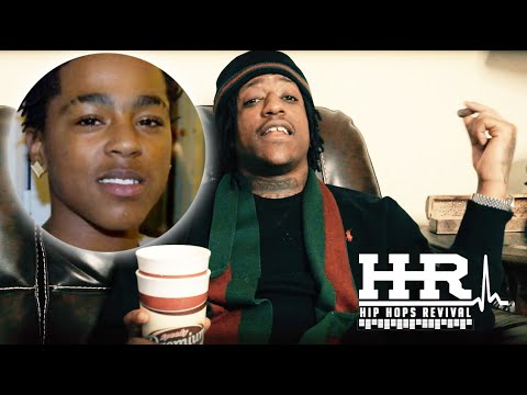 Rico Recklezz Says Lil Jojo Was One Of The Realist To Do It [TEASER] @HipHopsRevival