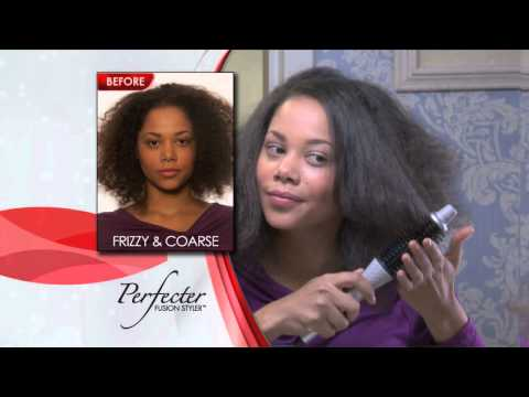 Perfecter Fusion Styler™ | Holiday Special YouTube Commercial | 30 Sec.