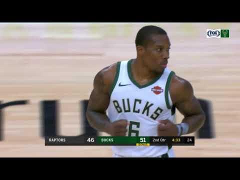 Bucks - Bucks 124, Raptors 109: Highlights & Postgame Reaction