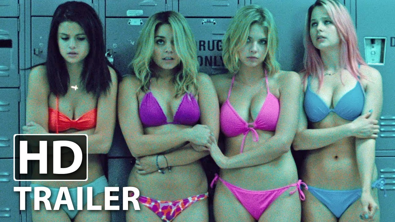 spring breakers   trailer deutsch german hd   youtube