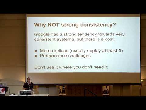 SREcon17 Asia/Australia: Distributed Consensus Algorithms