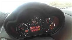 Sprintauto Alfa Romeo 147 300 WHP acceleration 0-240 km/h