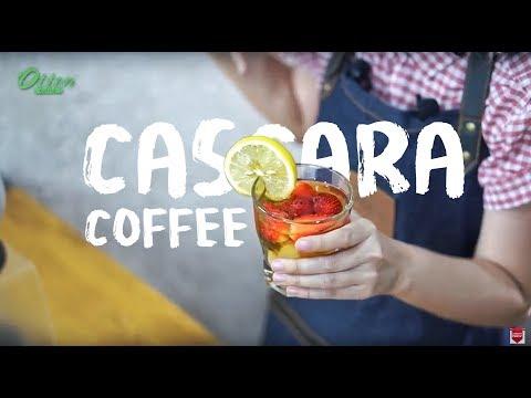 Resep Cascara Coffee - Teh Yang Terbuat Dari Tanaman Kopi?