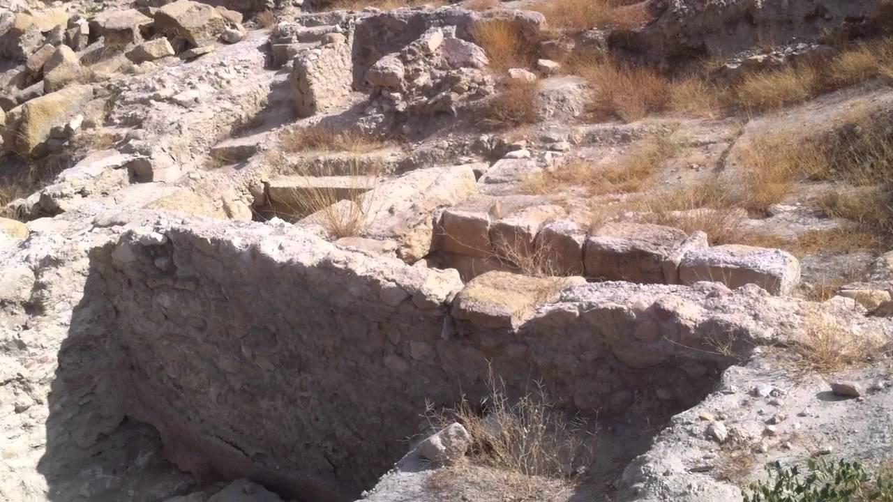 Los Baños Romano La Hedionda:Yacimiento de los Baños romanos en Fortuna pueblo Íbero – YouTube
