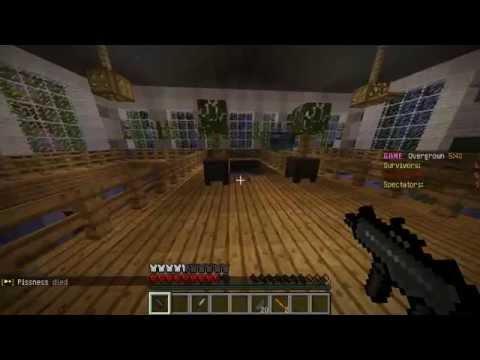 Minecraft: Голодные игры с оружием #4 (ПОБЕДА НА ДВОИХ)